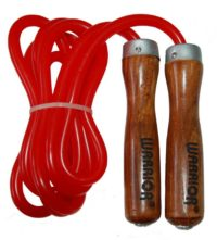 Warrior 10mm PVC Skipping Rope 10ft