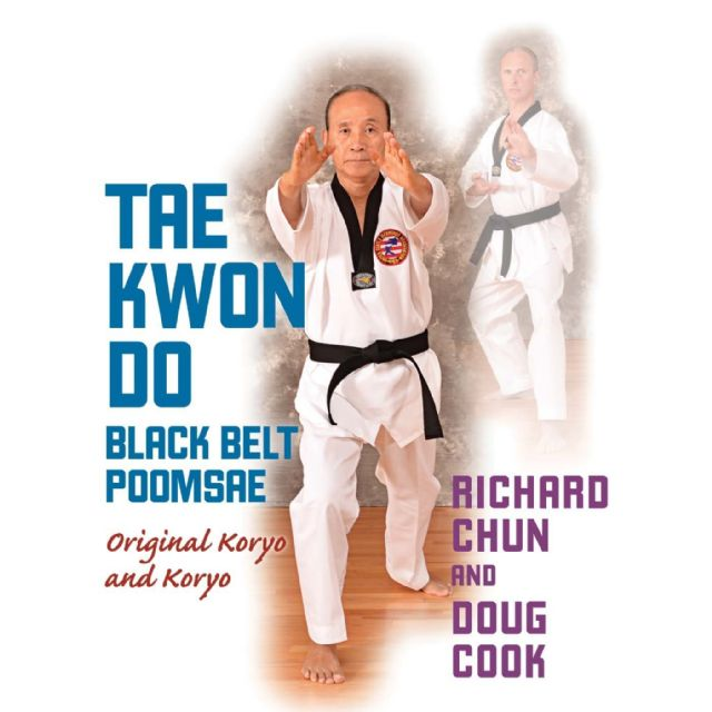 Tae Kwon Do Black Belt Poomsae