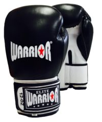 Boxing Glove Black Leather BG11