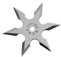 WM91 6 Point Throwing Star