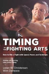 9781594394966 Timing in Fighting Arts by Loren Christensen