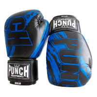 PBG8 Blue Authentic Boxing Glove