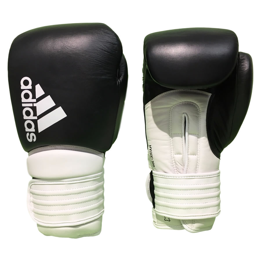 Boking Gloves: Adidas Hybrid 300 Boxing Glove
