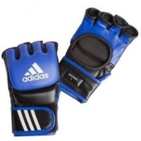 Ultimate Fight Glove BlBlk 2