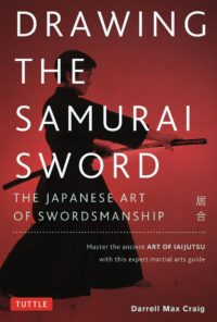 drawing the samurai sword