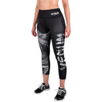 03392 LADIES leggings_crop_phoenix_black_white_1500_02