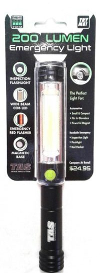 TAS 200 Lumen Emergency Light